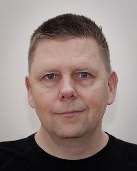 Journalist Michael Svendsen